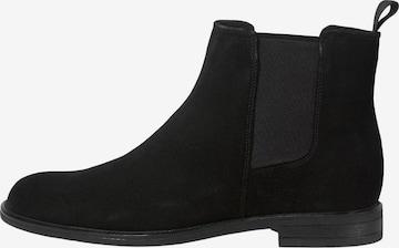 JACK & JONES Chelsea Boots 'Stan' in Black