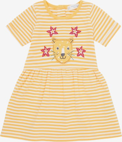 Sense Organics Sukienka 'AMEA' w kolorze złoty żółty / szary / pitaja / białym, Podgląd produktu
