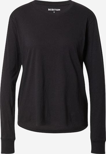 BURTON Tričko - černá, Produkt