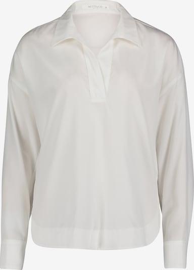 Betty & Co Schlupfbluse in weiß, Produktansicht