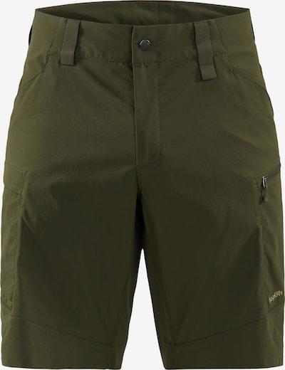 Haglöfs Outdoorhose in khaki, Produktansicht
