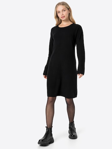 GAP Pletené šaty - Čierna