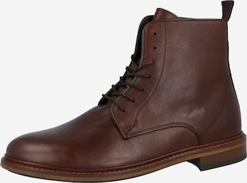 Shoe The Bear Nöörsaapad, värv pruun