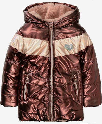 BASEFIELD Winterjacke für Mädchen in beere, Produktansicht
