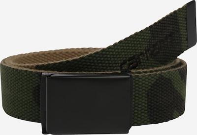 Carhartt WIP Opasky - béžová / kaki / čierna, Produkt