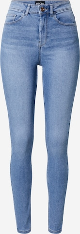 Jean 'High Five' PIECES en bleu