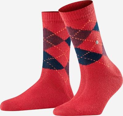 BURLINGTON Chaussettes en rouge, Vue avec produit