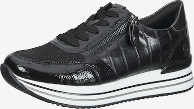 REMONTE Zapatillas deportivas bajas en negro, Vista del producto