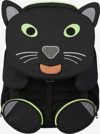 Affenzahn Kinderrucksack Panther in schwarz, Produktansicht