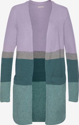 TAMARIS Knit Cardigan in Grey / Green / Pastel green / Dark green / Light purple, Item view