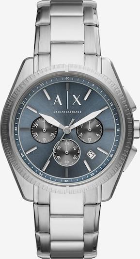 ARMANI EXCHANGE Uhr in silber, Produktansicht