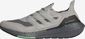 Chaussure de course 'Ultraboost 21' ADIDAS PERFORMANCE en gris