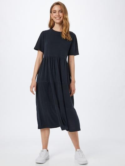 Kauf Dich Glücklich Kleid in schwarz, Modelansicht