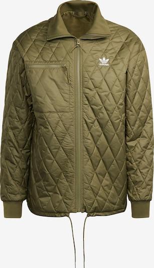 ADIDAS ORIGINALS Jacke in grün, Produktansicht