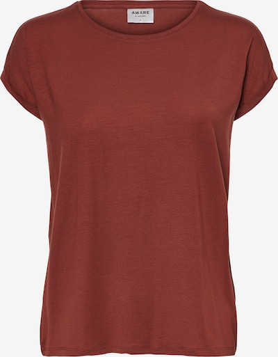 VERO MODA Shirt in Rusty red, Item view