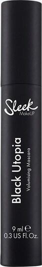 Sleek Mascara ' Black Utopia Volumising ' in Black / White, Item view