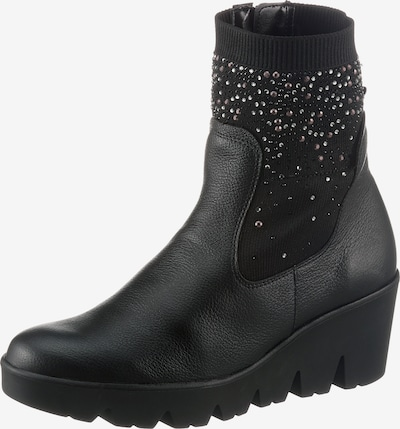 WALDLÄUFER Ankle Boots in Black, Item view