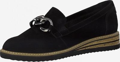Papuci de casă TAMARIS pe negru, Vizualizare produs