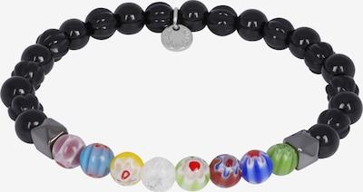 Tateossian London Armband in mischfarben / schwarz, Produktansicht