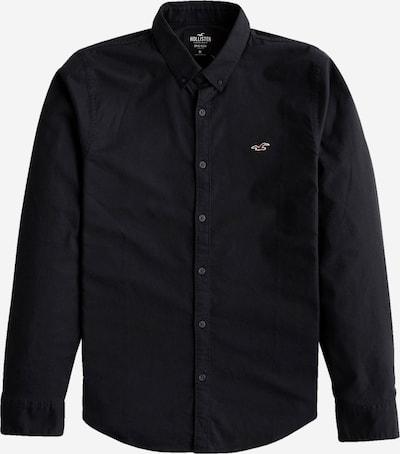 HOLLISTER Koszula w kolorze ciemnoczerwony / czarny / białym, Podgląd produktu