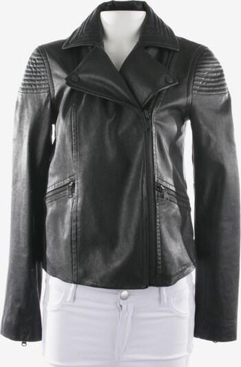 Marc Jacobs Lederjacke in XS in schwarz, Produktansicht