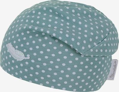 STERNTALER Mütze in pastellblau / hellgrau, Produktansicht