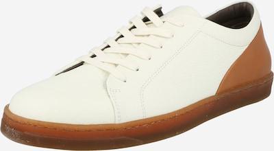 Hudson London Обувки с връзки 'BRACKLA' в карамел / мръсно бяло, Преглед на продукта