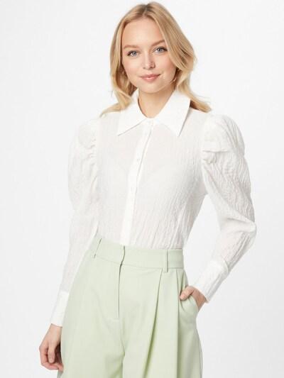 NÜMPH Pusero 'Calvina' värissä valkoinen, Mallinäkymä