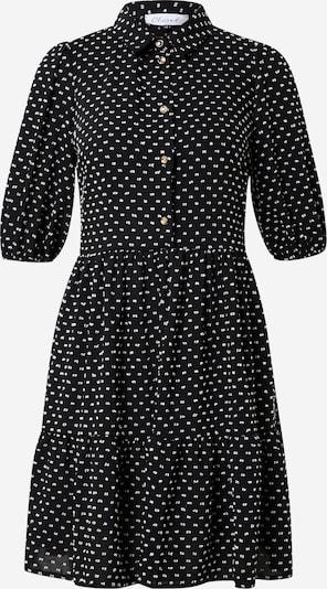 Closet London Рокля тип риза в черно / бяло, Преглед на продукта