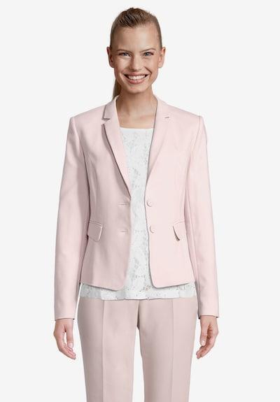 Betty & Co Blazer in Pink, View model