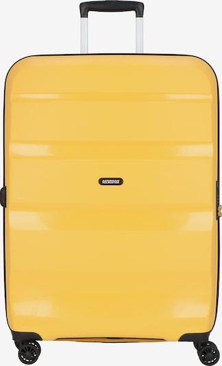 American Tourister Trolley 'Bon Air DLX' in gelb / schwarz, Produktansicht