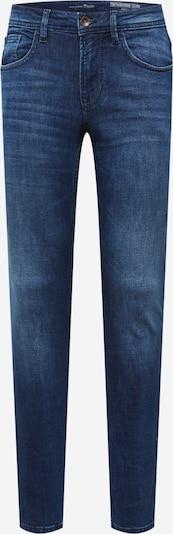 TOM TAILOR DENIM Jeans 'CULVER' i mörkblå: Sedd framifrån