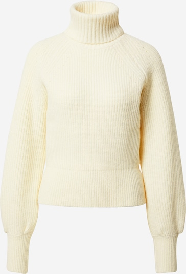 PIECES Pullover in offwhite, Produktansicht