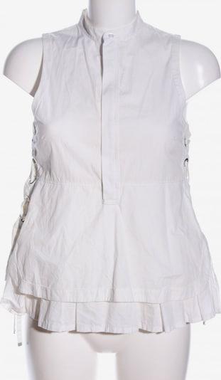 Diesel Black Gold ärmellose Bluse in M in weiß, Produktansicht