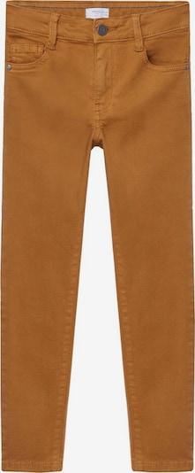 MANGO KIDS Jeans 'Peru' in de kleur Mosterd, Productweergave