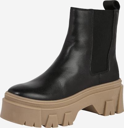 ABOUT YOU Къси ботуши 'Aurelia Boot' в бежово / черно, Преглед на продукта