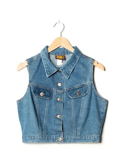 Faded Glory Jeansweste in M in blue denim, Produktansicht