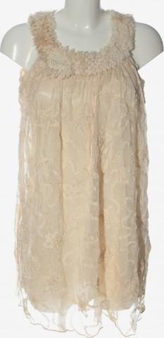 Yumi Dress in S in Beige