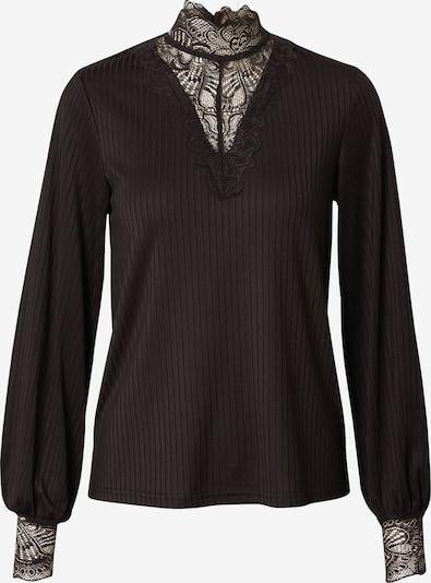 JACQUELINE de YONG Shirt  'Vanessa' in schwarz, Produktansicht