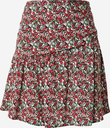 Trendyol - Falda en rojo