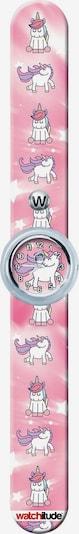 watchitude Armbanduhr in rosa, Produktansicht