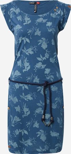 Ragwear Sommarklänning 'TAG ROSE' i blå / vit, Produktvy