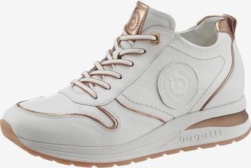 bugatti Sneakers in White