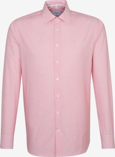 SEIDENSTICKER Zakelijk overhemd in de kleur Rood / Wit, Productweergave