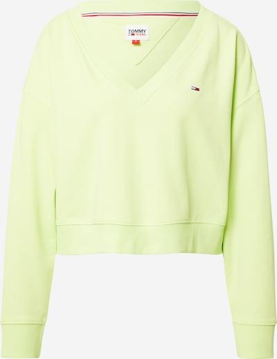 Tommy Jeans Sweatshirt in schilf, Produktansicht