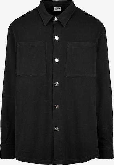 Urban Classics Hemd in schwarz, Produktansicht