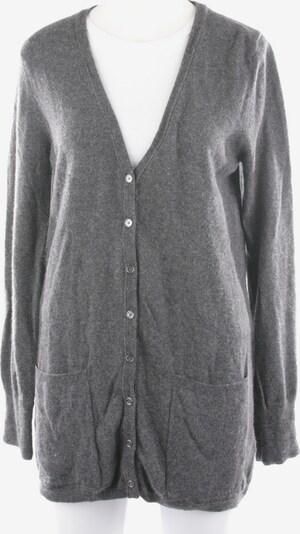 BURBERRY Pullover / Strickjacke in L in anthrazit, Produktansicht