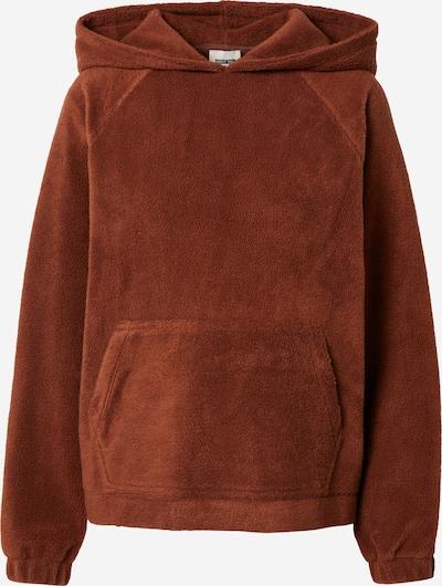 ABOUT YOU x Laura Giurcanu Sportisks džemperis 'Jasmin', krāsa - brūns, Preces skats