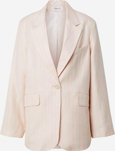 EDITED Blazer 'Daphne' en rose / blanc, Vue avec produit