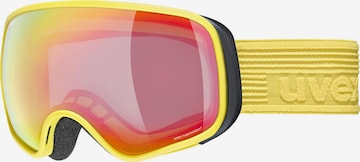 UVEX Sports Glasses 'Scribble FM' in Yellow